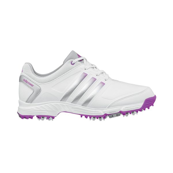 Souliers W Adidas Adipower Tour Q46902 Blanc femme