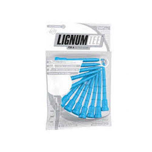 """Tee Lignum Blue 2 3/4"""""""