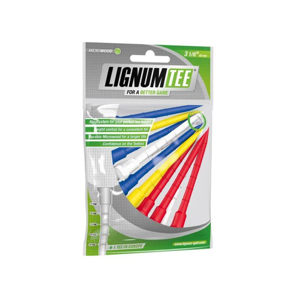 Tee Lignum Multi couleur 3 1/8